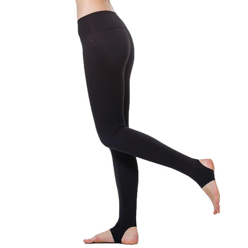 Women Foot Slim Workout Yoga Pants/Fitness Pants - yogashopper