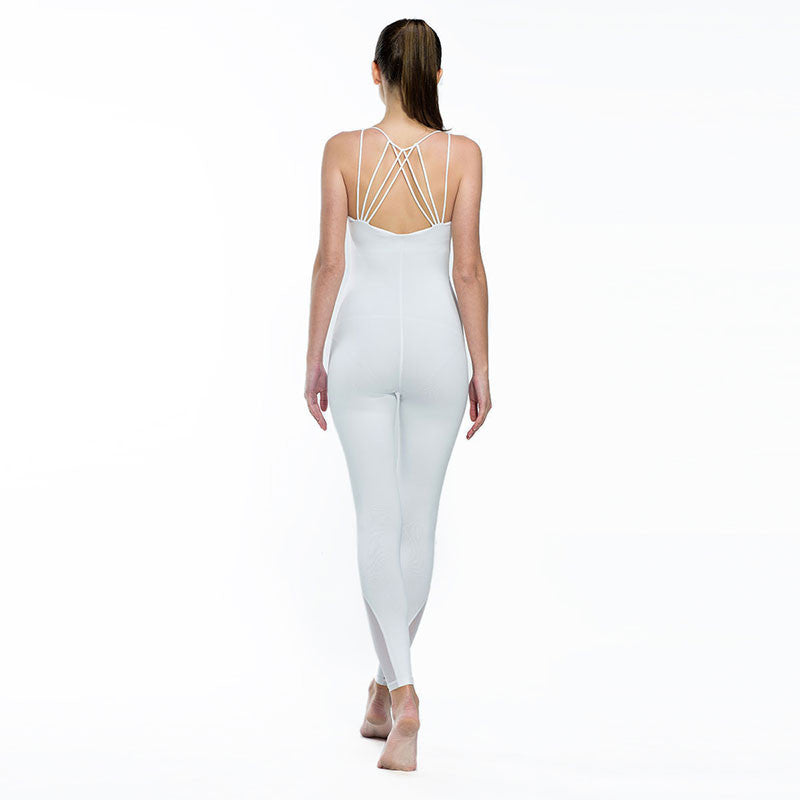 Women Breathable Yoga Sports Jumpsuits - yogashopper