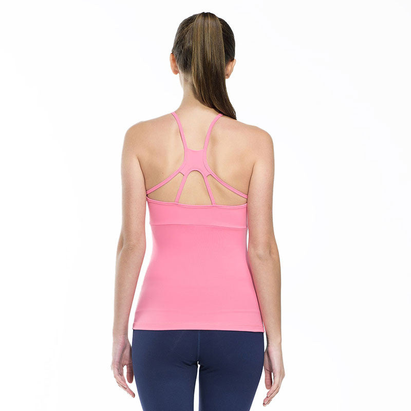 Women Sleeveless Yoga Top with Breathable Quick Dry Spandex - yogashopper