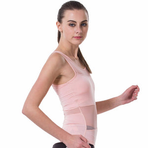 Women's Sleeveless Quick Dry Running Yoga Tank Top - yogashopper