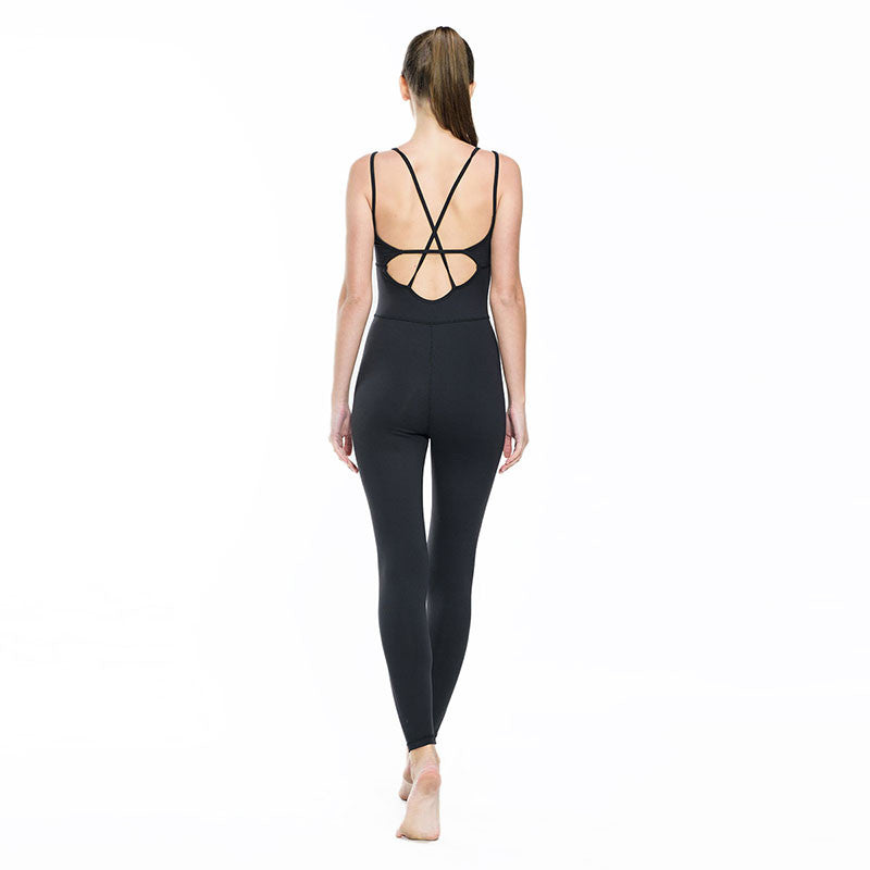 Breathable Quick Dry Sportswear Sets Patchwork Yoga Jumpsuit/Tracksuit - yogashopper