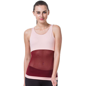 Women's Sleeveless Yoga Tank Top T-Shirts for Sports Exercise Gym - yogashopper