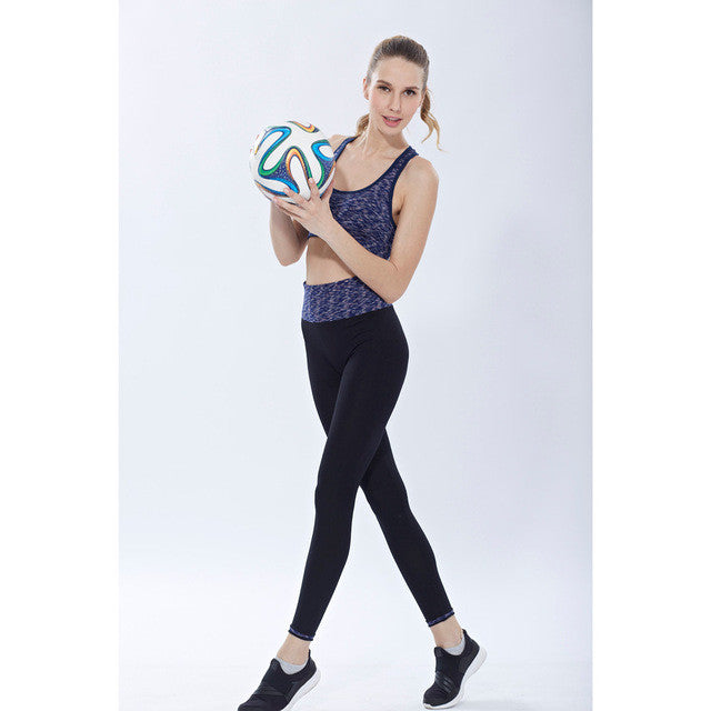2016 Women Athletic Gym Yoga Running Fitness Sports Suits - yogashopper