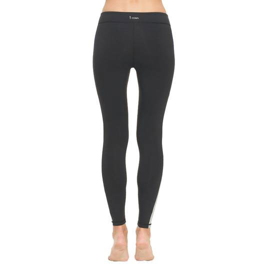 High Waist Mesh Athletic Yoga Legging/Tights - yogashopper