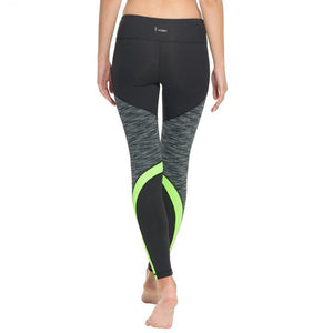 Fitness High Waist Power Stretchy Mesh Yoga/Gym/Workout Pants - yogashopper