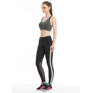 Women High Waist Sexy Slim Yoga Pants - yogashopper