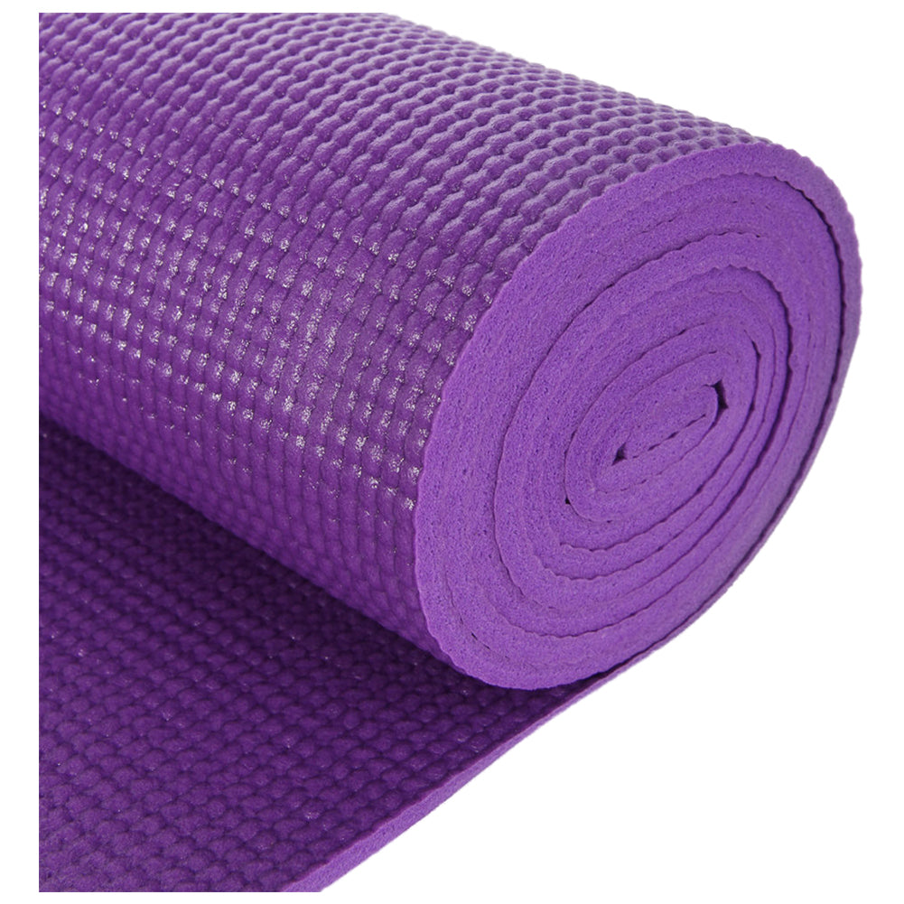 Extra Thick Non-slip Yoga Mat for Exercise Fitness with Bag - yogashopper