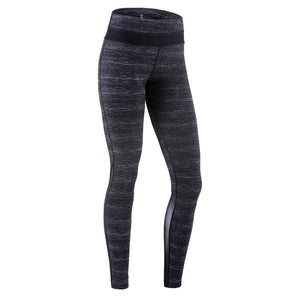 45d20952d8e0f Vertical Strip Mesh Panel High Waist Yoga Leggings/Pants for Women -  yogashopper