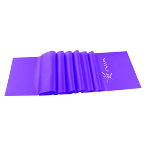 Colorful Yoga Exercise Pilates Stretch Resistance Bands - yogashopper