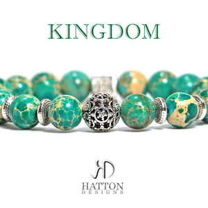 HATTON DESIGNS 'KINGDOM' Nuturing Bracelet