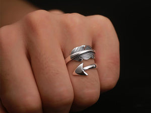 HATTON DESIGNS 'KUPID' Sterling Silver 925 Ring