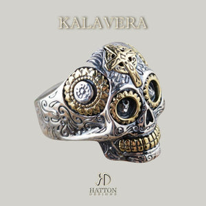 HATTON DESIGNS KALAVERA Sterling Silver Ring