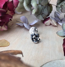 Load image into Gallery viewer, Sterling Silver Succulent Pin