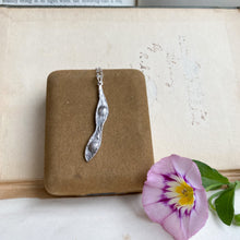 Load image into Gallery viewer, Sterling Silver 'Two Peas in a Pod' Necklace