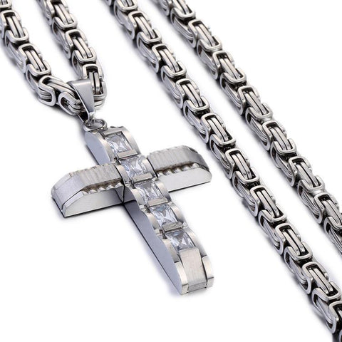 Image of Stainless steel Luxus - Csieraden