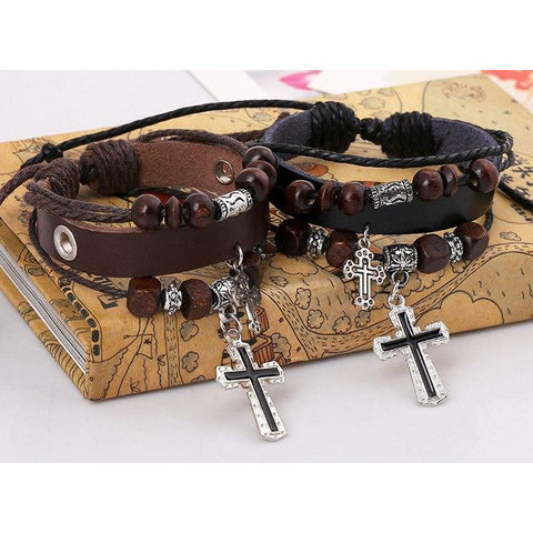 Image of Trendy armband in boho stijl