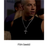 Image of Fast and furious kruis ketting