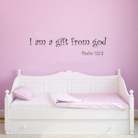 I am a gift from god!
