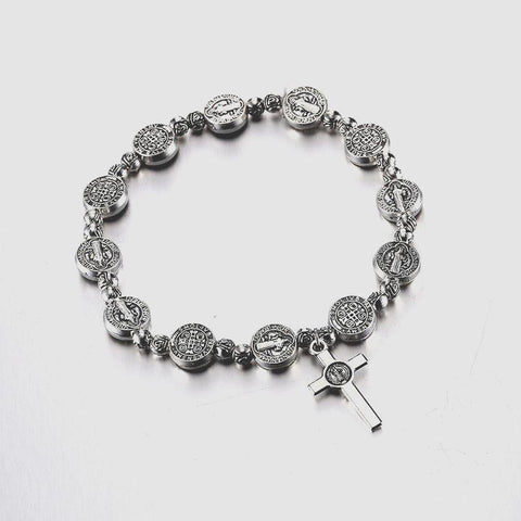 Image of Armband kruis (limited edition) - Csieraden