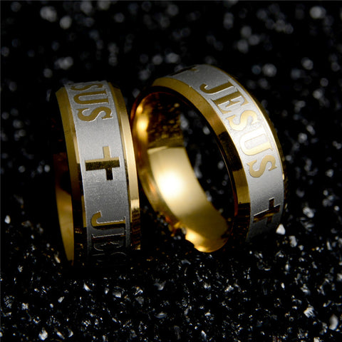 Image of Jesus ring - Csieraden