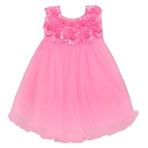 Baby Girls Party Wear Frock Birthday Dress For Girls