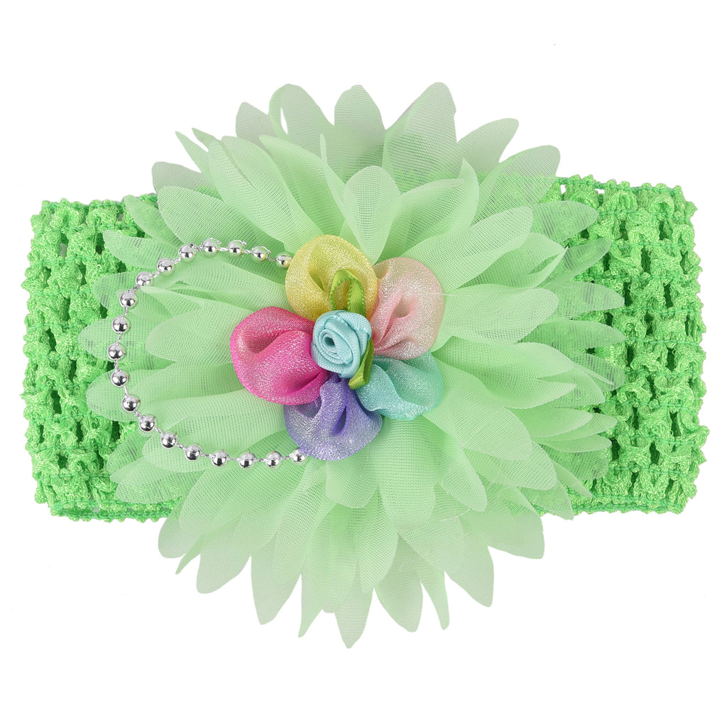 Headband_Green -  Wish Karo Dresses