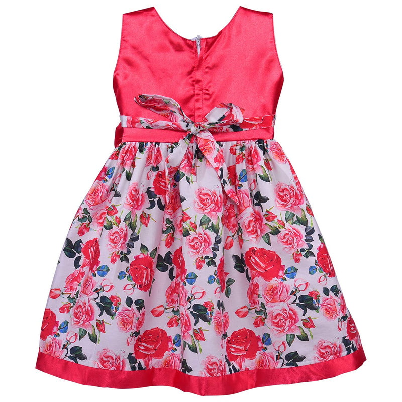 Baby Girls Party Wear Dress Birthday Frocks For Girls fe2702t