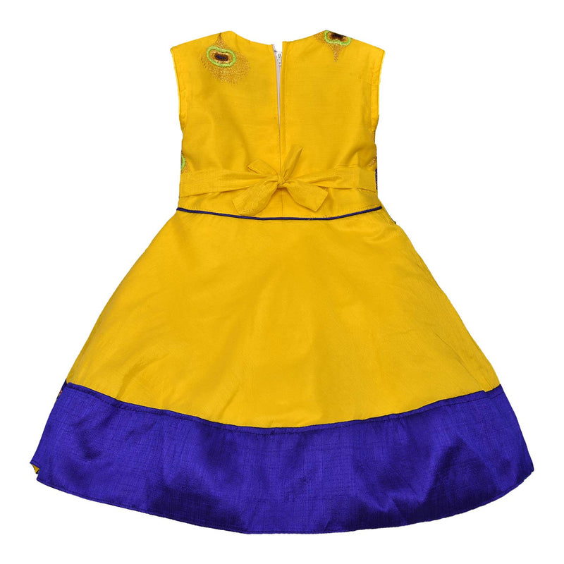 Baby Girls Party Wear Dress Birthday Frocks For Girls fe2692rb