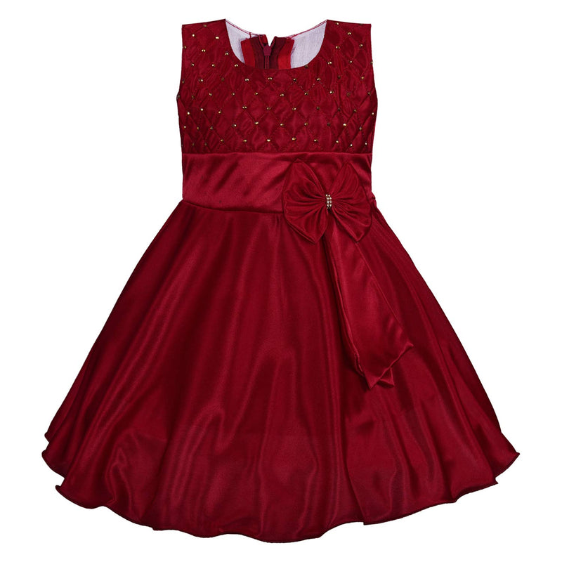 Baby Girls Party Wear Dress Birthday Frocks For Girls fe2744rd
