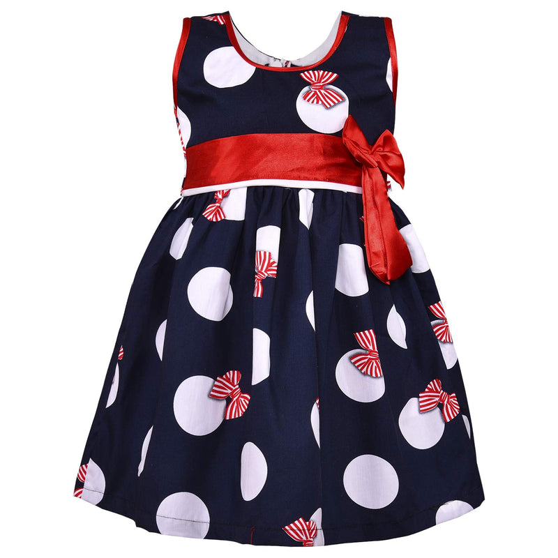 Baby Girls Cotton Frock Casual Dress for Girls ctn348nb
