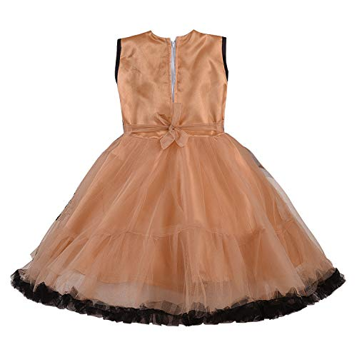 Baby Girls Frock Dress-fe2735bg