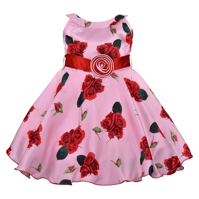 Baby Girls Party Wear Frock Birthday Dress For Girls fe2733rd