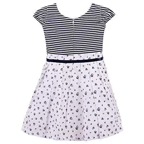 Baby Girls Cotton Frock Dress for Girls-bxa258nb