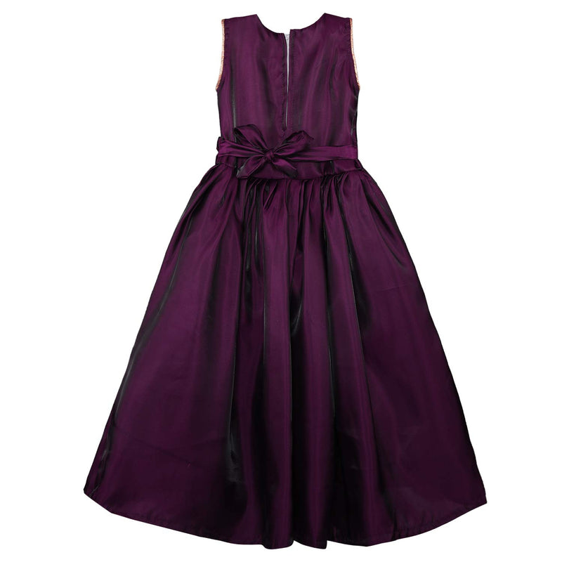 Girls Party Wear Gown  Birthday Dress  for Girls LF159wn