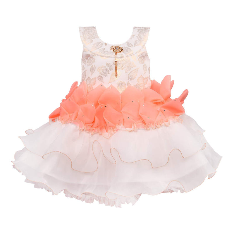 Baby Girls Party Wear Frock Dress bxa164pch -  Wish Karo Dresses