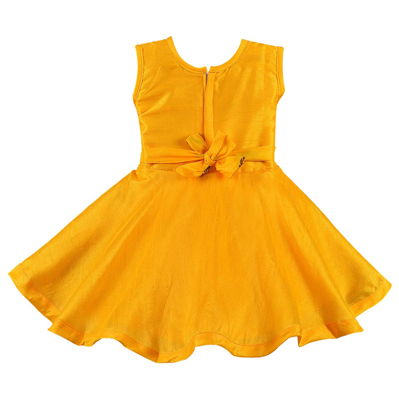 Baby Girls Frock Dress-fe2737y