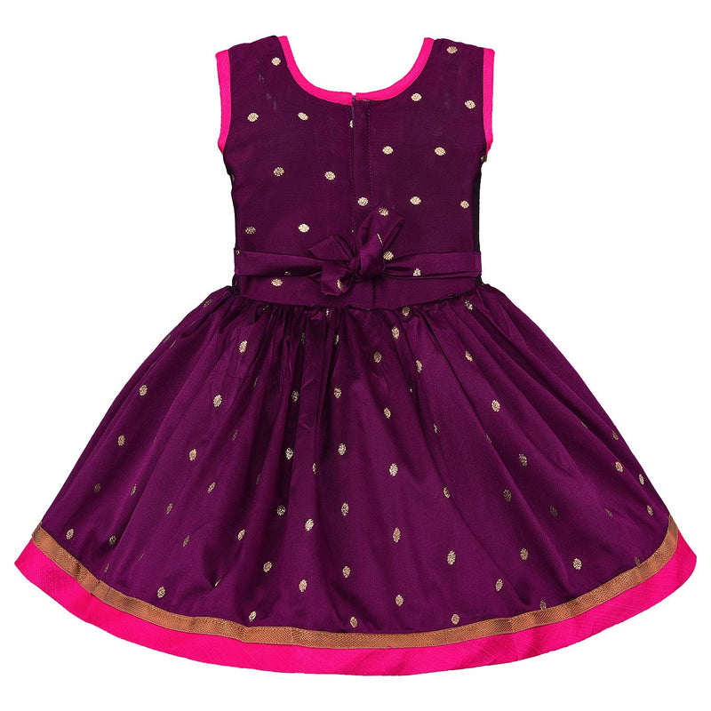Baby Girls Party Wear Dress Birthday Frocks For Girls fe2446pwn