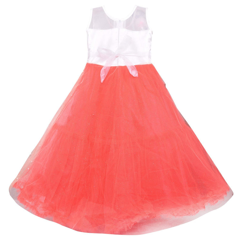 Girls Party Wear Gown LF131 -  Wish Karo Dresses