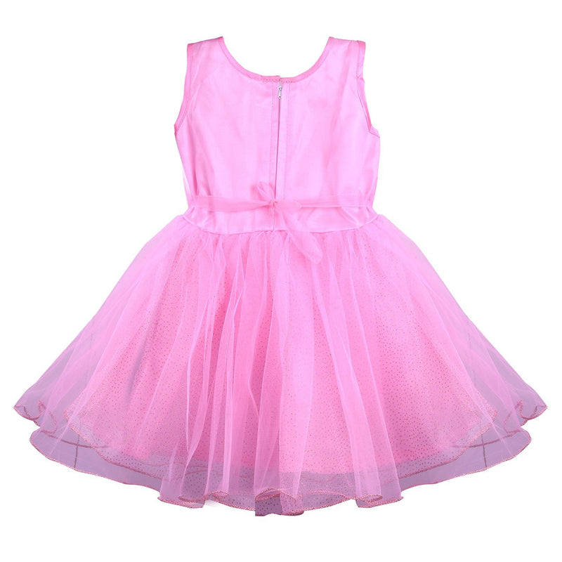 Baby Girls Party Wear Frock Dress Fr1051lp -  Wish Karo Dresses