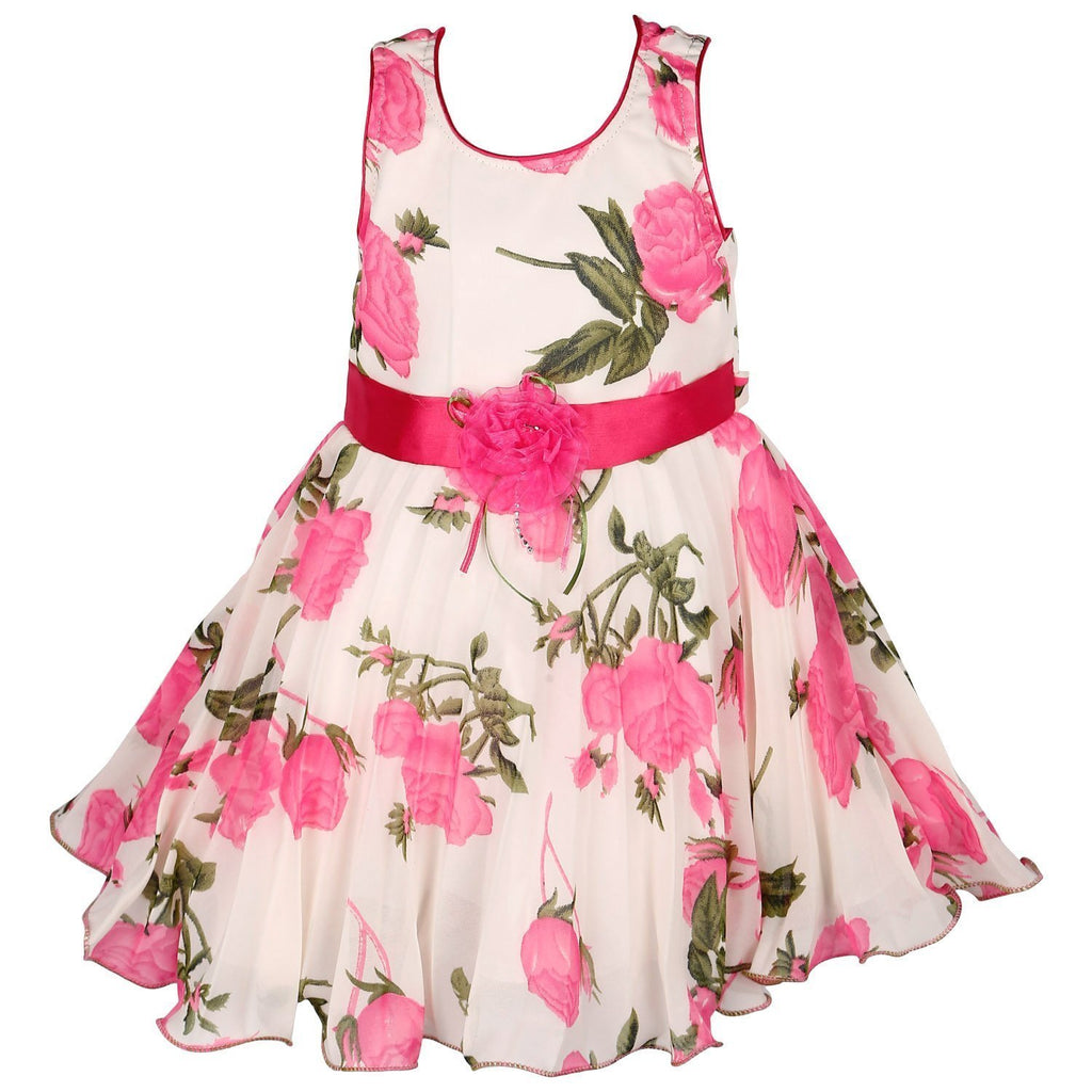 Baby Girls Frock Dress DN85PS -  Wish Karo Dresses