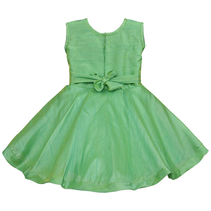 Baby Girls Frock Dress-fe2737sg