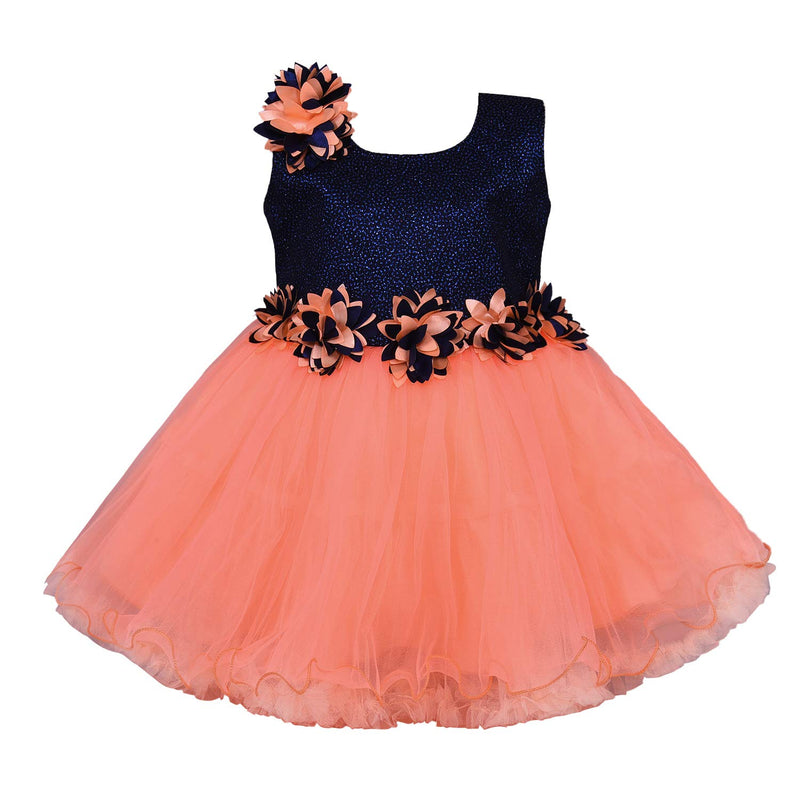 Party wear Baby Girls Frock Dress DN1005