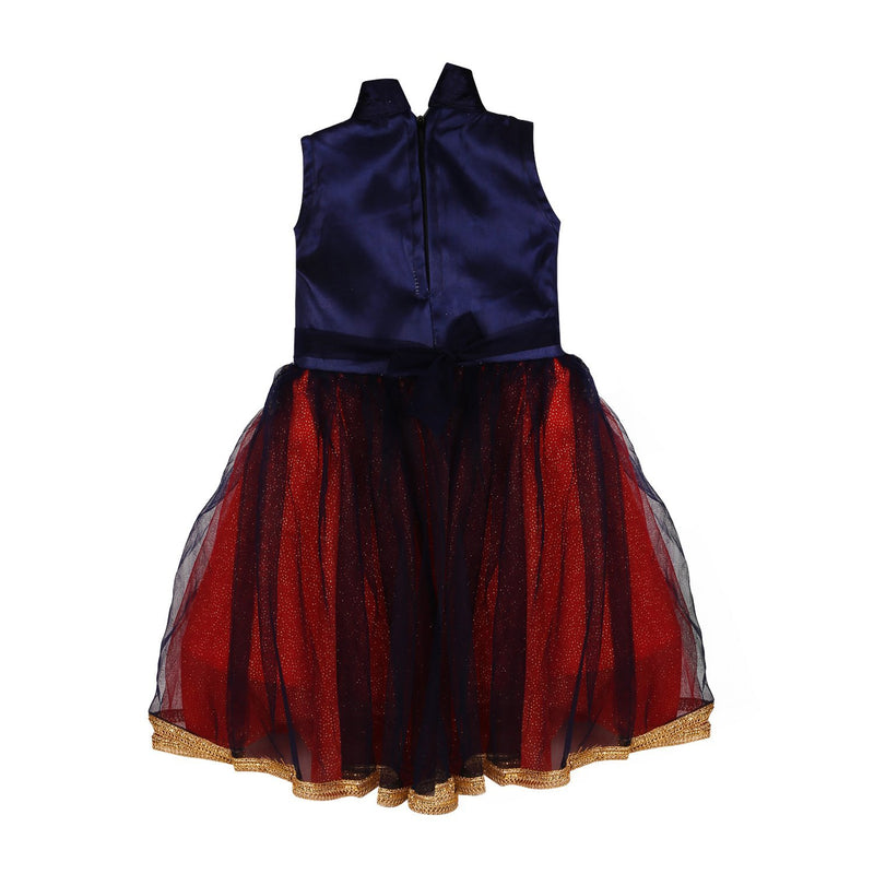 Baby Girls Party Wear Frock Dress Fe2102 -  Wish Karo Dresses