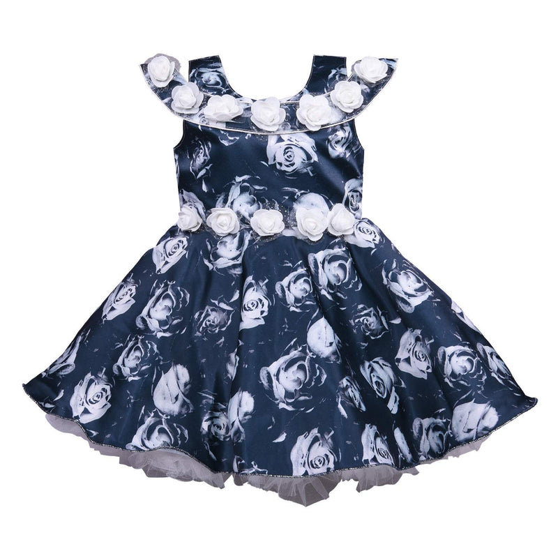 Baby Girls Party Wear Frock Dress bxa169 -  Wish Karo Dresses