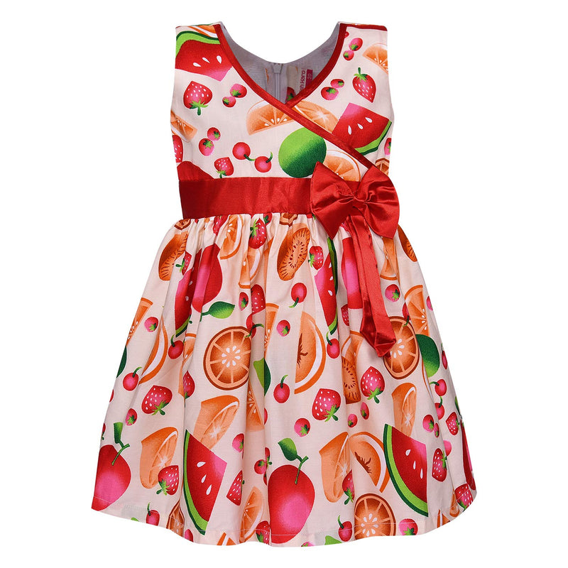 Baby Girls Cotton Frock Casual Dress for Girls ctn302org