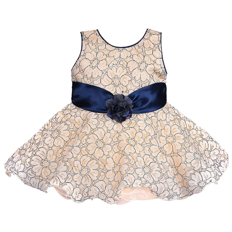Baby Girls party wear Frock Dress bxa160 -  Wish Karo Dresses