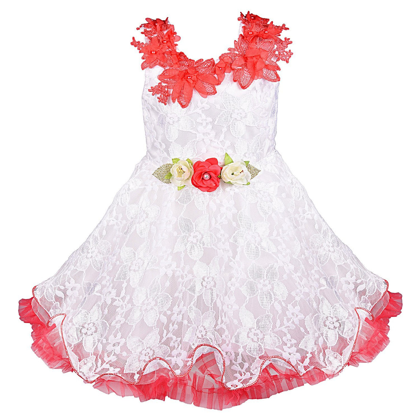47f302b05 baby girls Frock Dress DN bx40wrd - Wish Karo Dresses ...