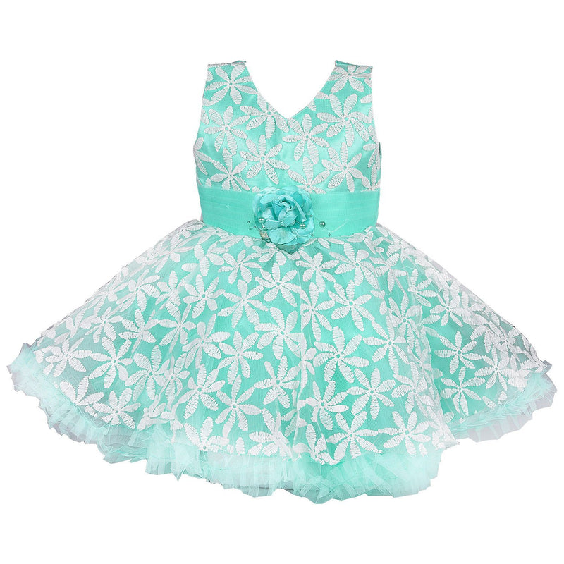 Baby Girls party wear Frock Dress Fe 2433 -  Wish Karo Dresses