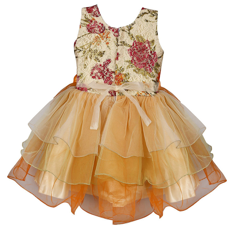 Baby Girls Frock Dress bxa09grn -  Wish Karo Dresses