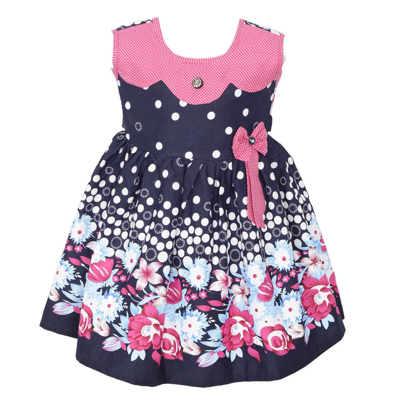 Baby Girls Frock ctn256pk -  Wish Karo Dresses
